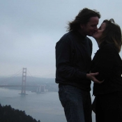 Heidi Mastrogiovanni, Golden Gate Bridge